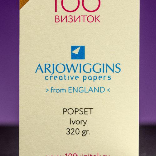 POPSET ivory 320 гр.